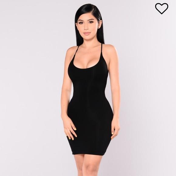 a92e4d5e3880 Fashion Nova Dresses | Sexy Black Mini Dress | Poshmark
